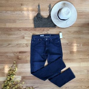 Skinny Straight AG Jeans NEW